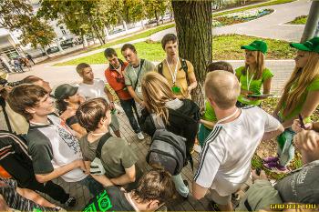 Пешеходный квест от МегаФон на День города Владимира