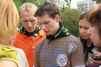 """""""Летняя школа 2008"""" для тьюторов"""